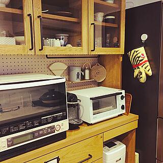 キッチン/クラッシュゲート/ネスプレッソ/トモタケ/カフェ風...などのインテリア実例 - 2018-12-06 08:43:38