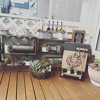 女性38歳の家族暮らし、黒板DIYに関するlovekuma_emilyさんの実例写真