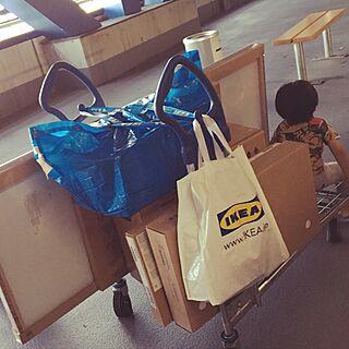 部屋全体/支給品 買い出し/始動/マイホーム途中経過/IKEA...などのインテリア実例 - 2017-07-09 23:40:40