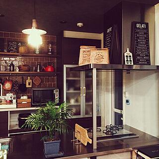 キッチン/タカラスタンダード キッチン/IKEA/テーブルヤシ/Can☆Do...などのインテリア実例 - 2018-05-31 10:48:07