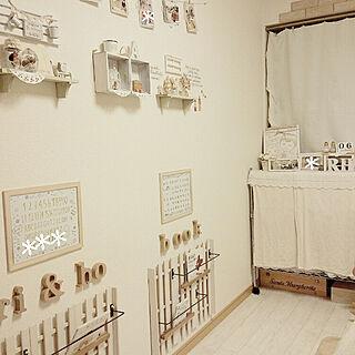 27歳の家族暮らし3LDK、100円SHOPに関するririhoさんの実例写真