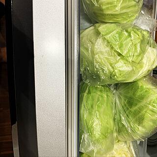 女性家族暮らし4LDK、野菜に関するgulutoさんの実例写真
