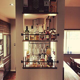 男性38歳の家族暮らし、ウイスキーに関するnaoさんの実例写真