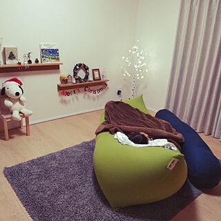 リビング/ヨギボーマックス/ヨギボー/Yogibo/Yogiboビーズソファのある部屋...などのインテリア実例 - 2018-12-17 19:31:58