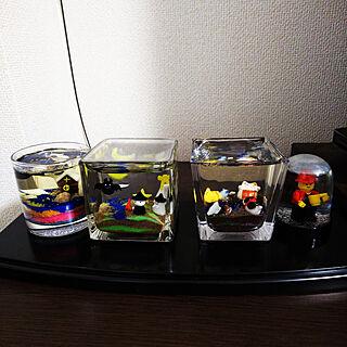 女性家族暮らし2LDK、スノードームに関するMiyukiさんの実例写真