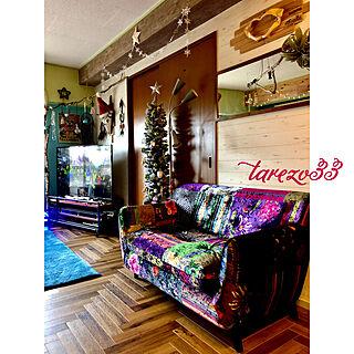 女性51歳の家族暮らし、2人冷蔵庫~ニトリソファーに関するtarezo33さんの実例写真
