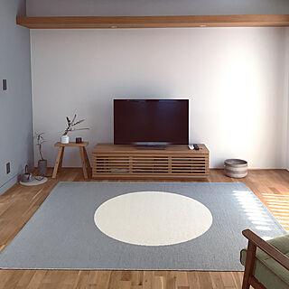 女性家族暮らし4LDK、北欧家具に関するyu3koさんの実例写真