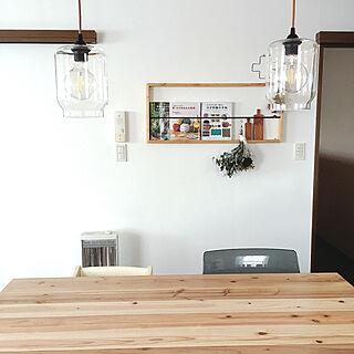 壁/天井/ブックシェルフDIY/セルフリノベーション/IKEA/IKEA 照明...などのインテリア実例 - 2019-01-13 18:06:52