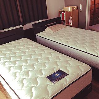 ベッド周り/なんにもないぶろぐのファンのインテリア実例 - 2018-06-22 22:36:29