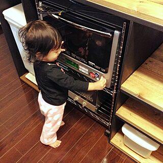 キッチン/キッチンカウンターDIY/完成ではない。/DIY途中のインテリア実例 - 2014-03-07 09:19:37