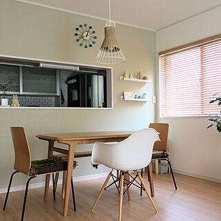 壁/天井/IKEA/IDEE/ペンダントライト/建売住宅...などのインテリア実例 - 2018-03-02 18:27:41