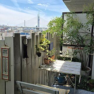 女性52歳の家族暮らし4LDK、東京スカイツリーに関するleonaさんの実例写真