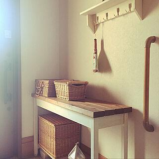 DIY/玄関/入り口のインテリア実例 - 2020-02-27 18:52:00