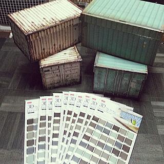 3Dタイルステッカーの人気の写真(RoomNo.2990953)