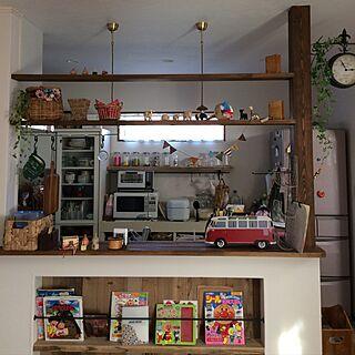 キッチン/muy mucho/ガーランド手作り/ハンドメイド/ナチュラルキッチン...などのインテリア実例 - 2017-01-28 17:00:32