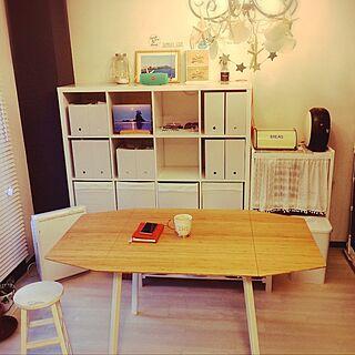 千趣会/CHANORA/バリスタアイ♪/IKEA/無印良品...などのインテリア実例 - 2017-05-11 20:18:47