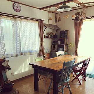 女性家族暮らし、紫陽花ドライに関するTAKIMOKKUさんの実例写真