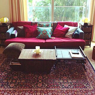 女性家族暮らし4LDK、オリエンタルな部屋に関するusataro27さんの実例写真