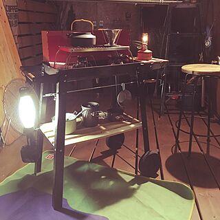 男性38歳の家族暮らし、珈琲スペースに関するKK.higashiさんの実例写真