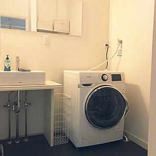 ドラム式洗濯機/アイリスオーヤマ/洗濯機/バス/トイレのインテリア実例 - 2019-11-21 16:00:44