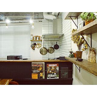 IKEA/リノベ/インダストリアルに憧れて/DIY/ヴィンテージ...などのインテリア実例 - 2020-09-01 20:39:41