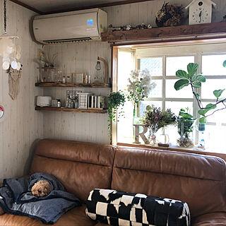 女性家族暮らし3LDK、mamyuちゃん♡に関するRURULOVEさんの実例写真