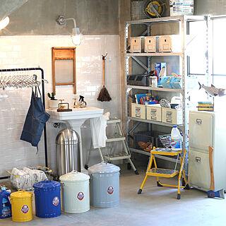 、洗面台収納に関するDULTONさんの実例写真
