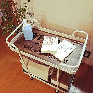 女性36歳の家族暮らし3LDK、本の収納に関するmiiさんの実例写真