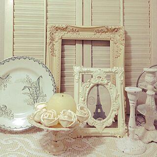 女性家族暮らし3LDK、sarahgraceのキャンドルに関するsawaさんの実例写真