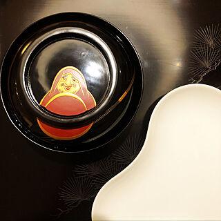キッチン/漆/アンティーク/お正月のインテリア実例 - 2018-01-01 17:56:48