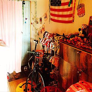 玄関/入り口/狭い部屋/一人暮らし/すきな物に囲まれて暮らしたい/100均アイテム...などのインテリア実例 - 2019-01-13 10:55:38