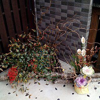 女性家族暮らし、お正月用に関するshusen.miyaさんの実例写真