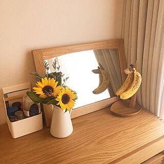女性31歳の家族暮らし1LDK、unicoに関するkoookekoさんの実例写真