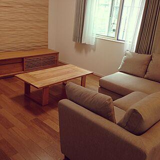 女性33歳の家族暮らし3LDK、太陽家具に関するofumiさんの実例写真