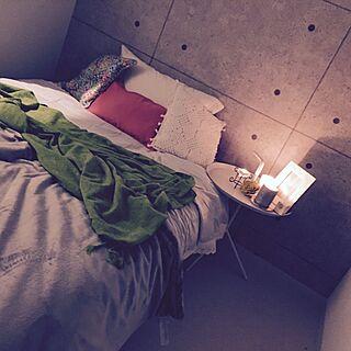 ベッド周り/HAY/ZARA HOME/一人暮らし/ワンルーム...などのインテリア実例 - 2017-03-13 01:07:13