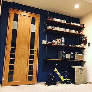 男性38歳の家族暮らし3LDK、家族でハンドメイド好き!に関するdekamatsuさんの実例写真