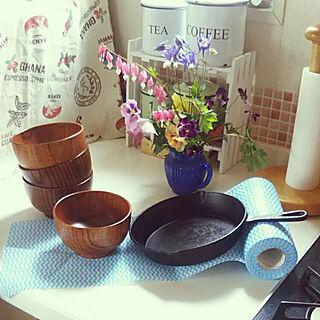 女性家族暮らし、ニトリのお椀に関するhi-yaさんの実例写真