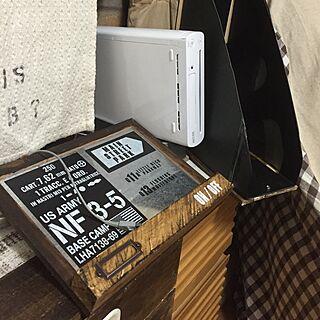 女性43歳の家族暮らし4LDK、WiiUパッドに関するsogariさんの実例写真