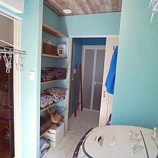 ベッド周り/サンルーム/生活感たっぷり/寝室ではありません/カリフォルニアスタイル...などのインテリア実例 - 2015-04-13 12:54:17
