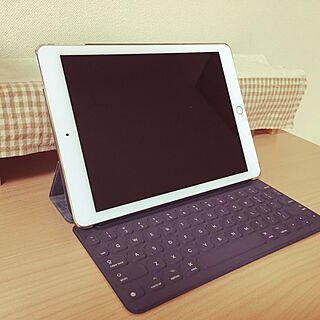家族暮らし3LDK、iPad Pro 9.7に関するkiahiさんの実例写真