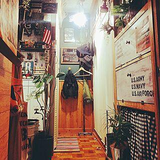 女性44歳の家族暮らし、Entrance うんべちゃんに関するAyakoさんの実例写真