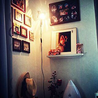 壁/天井/100均/DIY/フレーム/ニトリ...などのインテリア実例 - 2016-06-05 21:04:36