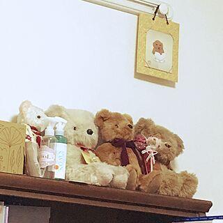 女性30歳の家族暮らし1LDK、リネンウォーターに関するikuxmilkさんの実例写真