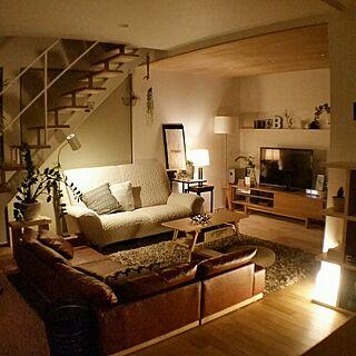 無垢材の床の人気の写真(RoomNo.2431512)