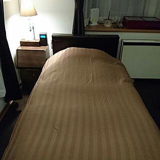 男性24歳の家族暮らし、ベッドと照明が到着しました。に関するchanさんの実例写真