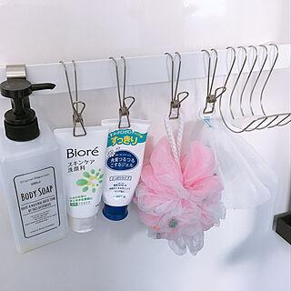 女性家族暮らし3LDK、石鹸に関するmio1130aさんの実例写真