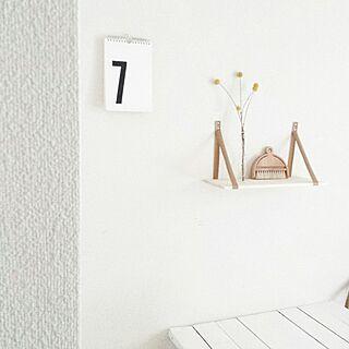 棚/10分でできる/手作り/飾り棚/ミックスインテリア...などのインテリア実例 - 2017-02-07 22:01:19