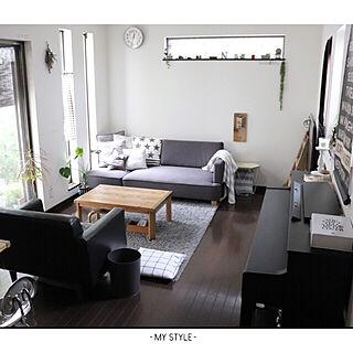 部屋全体/みどりの雑貨屋さん/収納/こどもと暮らす。/IKEA...などのインテリア実例 - 2017-08-22 22:04:29