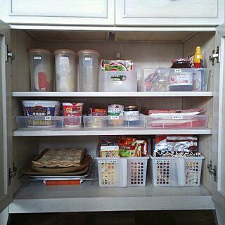 女性家族暮らし3DK、食品庫に関するkunkunさんの実例写真