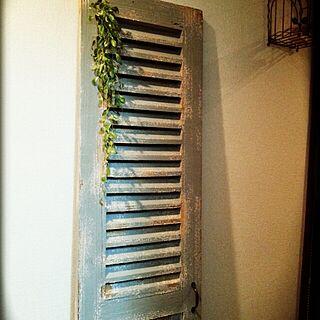 壁/天井/door/いなざうるす屋さんのインテリア実例 - 2014-04-18 20:10:42